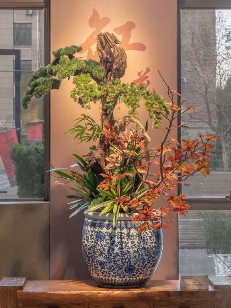 中國傳統式插花